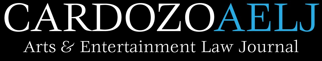 Cardozo Arts & Entertainment Law Journal