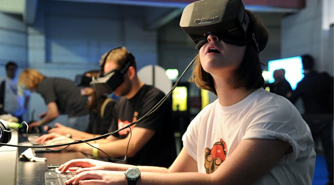 Early Concerns over Protecting Consumer Privacy in the Emerging Virtual Reality Market