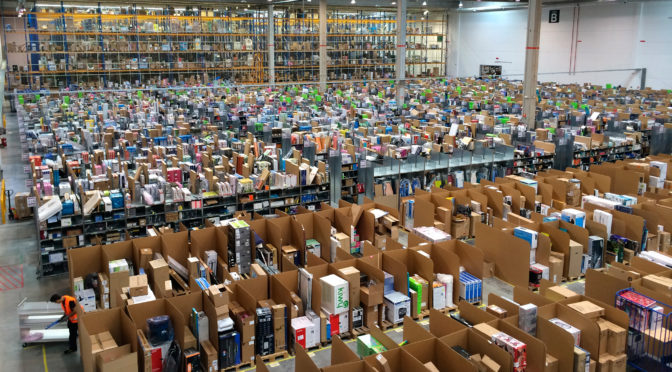 Amazon and the Counterfeit Problem